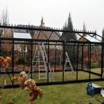 515 150x150 Szklarnia ogrodowa w Chybach