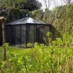 GreenHouse Oranzerie Pyramide 018 150x150 Pyramide