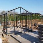 3 150x150 Szklarnia ogrodowa w Słubicach