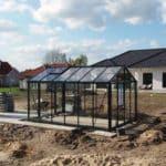 9 150x150 Szklarnia ogrodowa w Słubicach