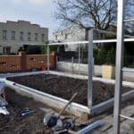 DSC 0395 150x150 Szklarnia ogrodowa w Lublińcu