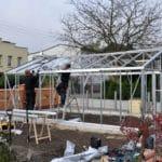 DSC 0424 150x150 Szklarnia ogrodowa w Lublińcu