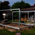 DSC 1104 150x150 Szklarnia ogrodowa w Psarach