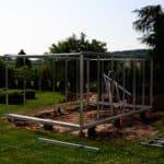 DSC 1107 150x150 Szklarnia ogrodowa w Psarach