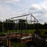 DSC 1108 150x150 Szklarnia ogrodowa w Psarach