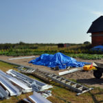 DSC 1252 150x150 Szklarnia ogrodowa w Różnowie