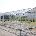 DSC 1272 150x150 Szklarnia ogrodowa w Różnowie