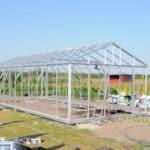 DSC 1277 150x150 Szklarnia ogrodowa w Różnowie