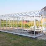 DSC 1282 150x150 Szklarnia ogrodowa w Różnowie