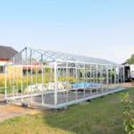 DSC 1286 150x150 Szklarnia ogrodowa w Różnowie