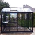 miniaturka 4 150x150 Szklarnia ogrodowa w Wilkanowie