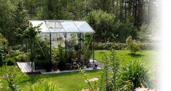 Szklarnia ogrodowa Euro-Maxi