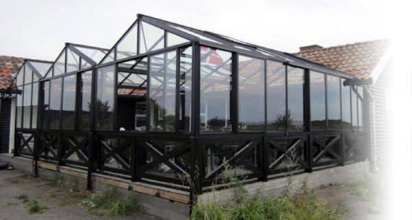 Szklarnia ogrodowa Euro-Super