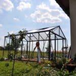 DSC 0033 150x150 Szklarnia ogrodowa w Czechowicach Dziedzicach