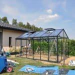 DSC 0040 150x150 Szklarnia ogrodowa w Czechowicach Dziedzicach