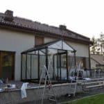 DSC 0105 150x150 Szklarnia ogrodowa w Świerklańcu