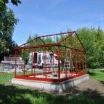 DSC 0167 150x150 Szklarnia ogrodowa w Nowym Mieście