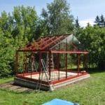 DSC 0184 150x150 Szklarnia ogrodowa w Nowym Mieście