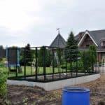 DSC 0449 1 150x150 Szklarnia ogrodowa w Żukowie