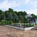 DSC 0464 3 150x150 Szklarnia ogrodowa w Żukowie