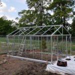 DSC 0791 150x150 Szklarnia ogrodowa w Komornikach