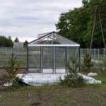 DSC 0835 150x150 Szklarnia ogrodowa w Komornikach