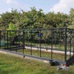DSC 0476 150x150 Szklarnia ogrodowa w Krakowie