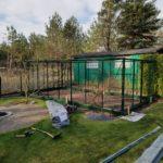 02 7 150x150 Szklarnia ogrodowa Masłońskie