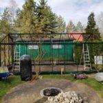 03 7 150x150 Szklarnia ogrodowa Masłońskie