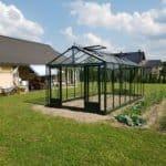 04 2 150x150 Szklarnia ogrodowa Jełowa