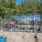 06 6 150x150 Szklarnia ogrodowa Lisówki