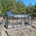07 6 150x150 Szklarnia ogrodowa Lisówki