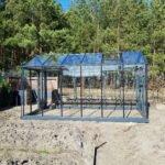 10 6 150x150 Szklarnia ogrodowa Lisówki