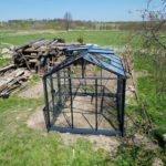 15 6 150x150 Szklarnia ogrodowa Mirsk
