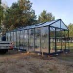07 1 150x150 Szklarnia ogrodowa Zuzowy