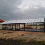 13 4 150x150 Szklarnia ogrodowa Zabajka