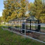 14 1 150x150 Szklarnia ogrodowa Zuzowy