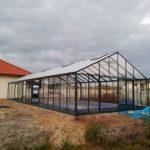14 4 150x150 Szklarnia ogrodowa Zabajka
