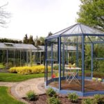 mala szklarnia na ogrodzie 150x150 Małe szklarnie ogrodowe