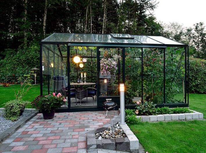 szklarnia ogrodowa uprawna Uprawa warzyw w szklarni ogrodowej