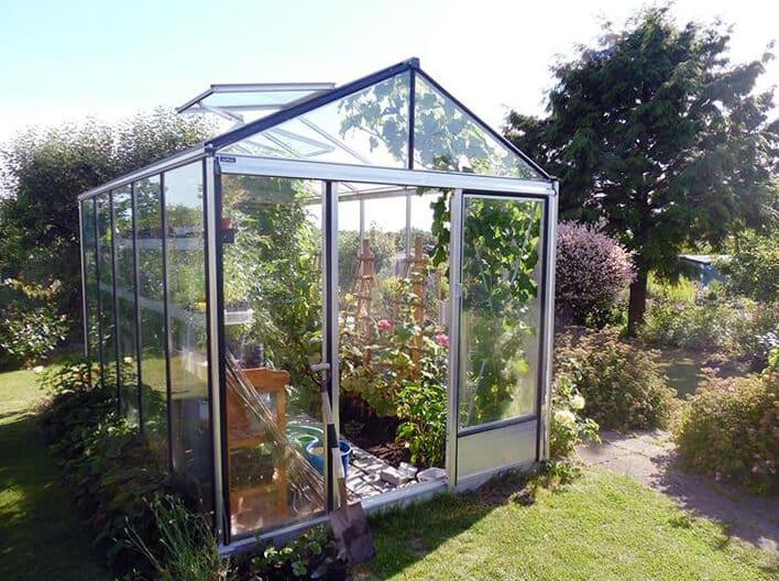warzywa w szkalrni ogrodowej Uprawa warzyw w szklarni ogrodowej