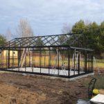 05 2 150x150 Szklarnia ogrodowa Nowy Dwór