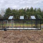 07 3 150x150 Szklarnia ogrodowa Nowy Dwór