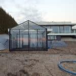 15 10 150x150 Szklarnia ogrodowa Zelków