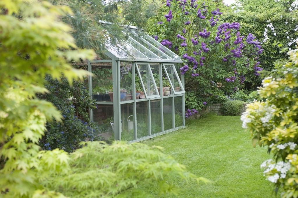 szklarnia ogrod 1a Ciesz się świeżymi warzywami nie tylko latem!